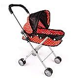 Seasaleshop Kinder Spielzeug Baby Puppe Folding Kinderwagen Buggy Kinderwagen Kinderwagen Puppe...
