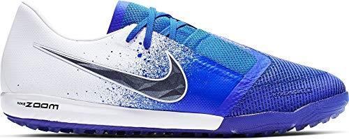 reputable site e4d82 8cec6 Nike Zoom Phantom Venom Pro TF, Zapatillas de fútbol Sala Unisex Adulto,  (White