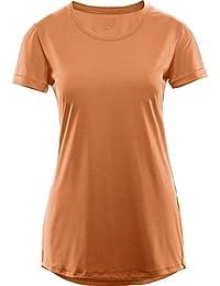 T-shirt Haglofs Ridge Hike Tee Women Peach