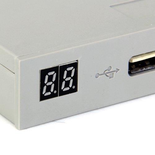 TOOGOO(R)3.5 USB Diskettenlaufwerk SSD Emulator - 4