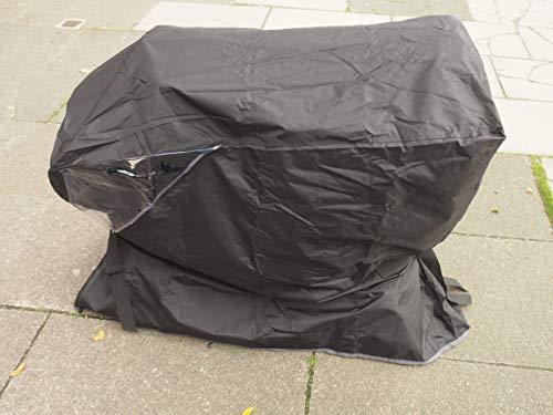 XXL Deluxe Aufbewahrungshülle für extra große Elektromobile, wasserfest, Regenschutz