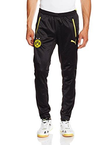 puma-bvb-pantalon-homme-noir-cyber-yellow-fr-s-taille-fabricant-s