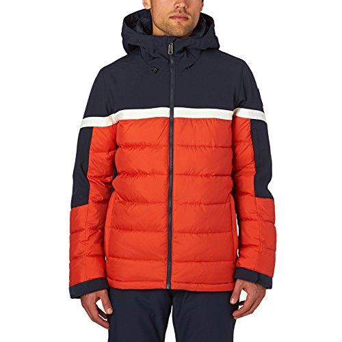 O'Neill Herren PM Retro SKI Jacket Skijacke, Aurora Red, XXL -
