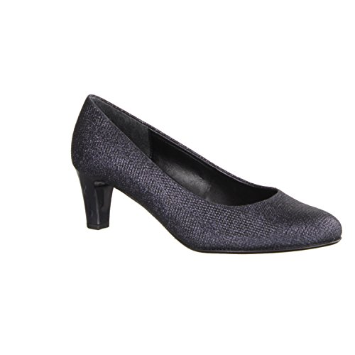 Gabor Damen Basic Pumps Nightblue (68)