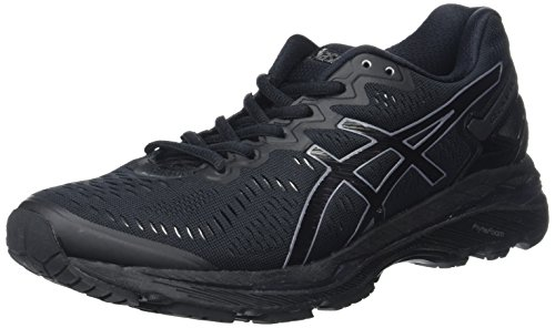 Asics Women's Gel-Kayano 23 Running Shoes, Black (Black/Onyx/Carbon), 4.5 UK 37.5 EU