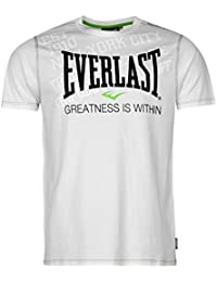 Everlast - T-shirt - Homme Multicolore Bigarré
