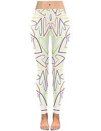 83a5e5a3b13b0 Zenzzle - Medias Deportivas - para Mujer Blanco Color10 XXX-Large