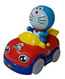 #3: DORAEMON CAR - Musical Toy with Lightening effect for Kids and Babies