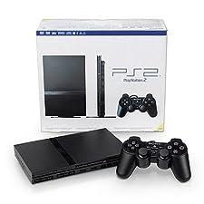 console playstation 2 slim noir PS2 slim noir