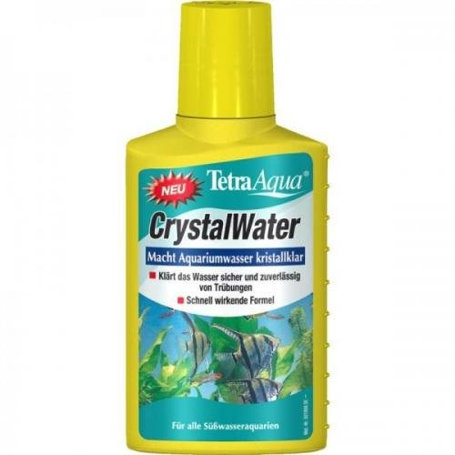 Tetra Aqua Crystal Water 100 ml, Algenex, Filtermaterial