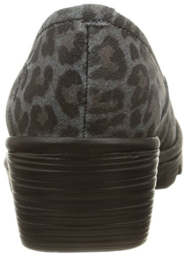 Fly London - Pump, Ballerina da donna Marrone (fantasy/mousse leopard deep/black)