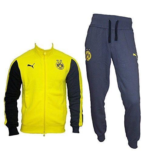 Puma BVB Sweater Anzug 2014/2015, Größe:XXL
