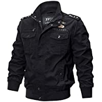 Bestow Hombres Otoño Invierno Ropa Militar Bolsillo Tactical Outwear Transpirable Abrigo Chaleco Sudadera Suéter