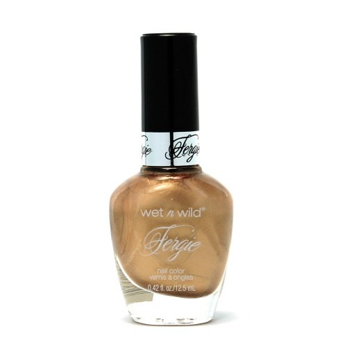(6 Pack) WET N WILD Fergie Heavy Metal Nail Polish - Happy Holidaze