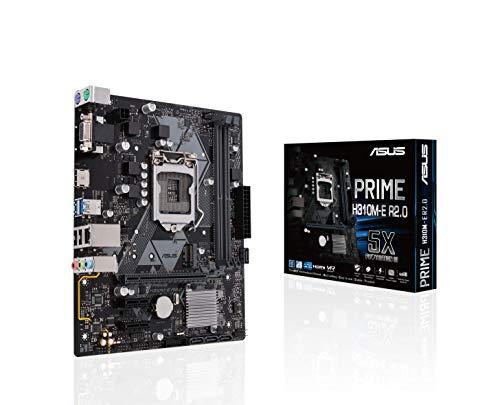 DR4 HDMI VGA Micro ATX Motherboards (Prime H310M-E R2.0) ()