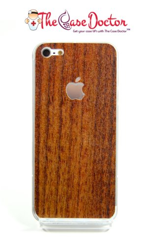 tcd-for-apple-iphone-4-4s-full-body-dark-walnut-wood-design-vinyl-decal-sticker-skin-sticker-adhesiv