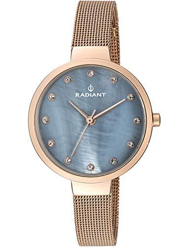 Radiant Reloj Analógico para Mujer de Cuarzo con Correa en Acero Inoxidable RA416206
