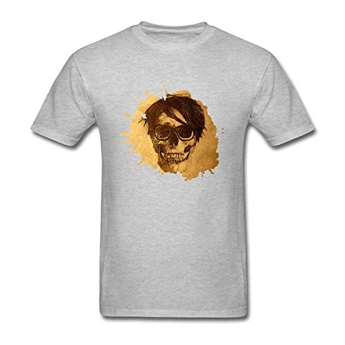 Mens Butch Walker Stay Gold Short Sleeves T shirt