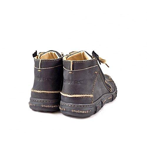 Rovers Unisex-Erwachsene Kurzschaft Stiefel Schwarz