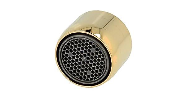 Mischd/üse Strahlregler Luftsprudler Perlator M22x1 IG gold