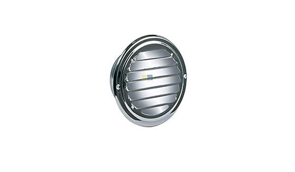 LUTH Premium Profi Parts Grille da/ération Universelle 100erR en Acier Inoxydable avec Filet Anti-Insectes pour hotte daspiration de s/écheuse /à Conduit dair