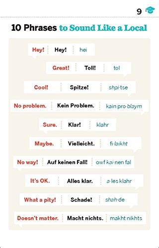 Lonely Planet German Phrasebook & Dictionary - 8