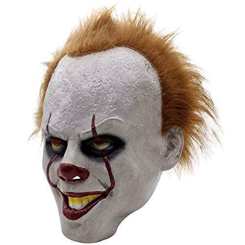 Maske, DIY Masken Party Maske Gesichtsmaske Karneval Maskerade Kostüm für Halloween Weihnachten Cosplay Party Ball Dance