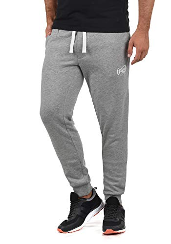 JACK & JONES Originals Tim Pant Herren Sweatpants Jogginghose Sporthose, Größe:XXL, Farbe:Light Grey Melange