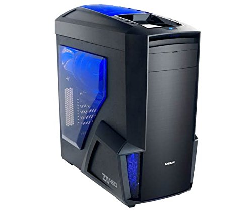 VIBOX Versatile 42 PC Gamer - 4,2GHz CPU 8-Core AMD FX, GPU GT 710, Budget, Famille, Multimédia, Domicile & Bureau, Ordinateur PC de Bureau Gaming paquet de jeux, unité centrale, Windows 10 (3,3GHz (4,2GHz Turbo) Processeur CPU Huit-Core AMD FX 8300 Ultra Rapide, Carte Graphique Dédiée Nvidia GeForce GT 710 1 Go, 16 Go Mémoire RAM DDR3 1600MHz Grande Vitesse, Disque Dur Sata III 7200rpm 1 To (1000 Go), PSU 400W 85+, Boîtier Gamer Zalman Z11 Neo)
