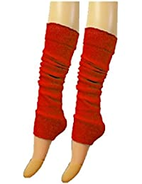 ANGIES FASHION CHILDREN GIRLS PLAIN RIBBED KIDS LEG WARMERS LEGWARMER TUTU FANCY DRESS PARTY COSTUME
