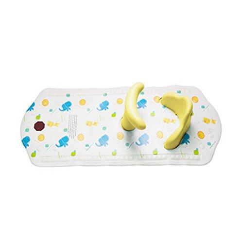 e Baby Dusche Bank Kindersitz Lernen Kinder Rutschfeste Stuhl Badewanne Badewanne Sitz Mit Platte Sitzen,B ()