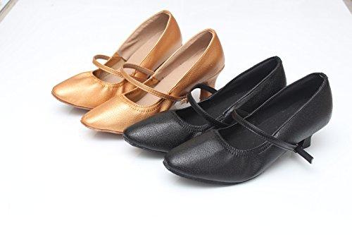 ShangYi Scarpe da ballo moderne scarpe da ballo per adulti da donna in pelle  microfibra Ms. Waltz scarpe da ballo ballo liscio 8e6e7a58566