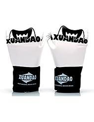 guantes de boxeo/ boxeo de saco de boxeo adulto niño set/Guante de la aptitud de lucha/ guante de entrenamiento saco de boxeo-B