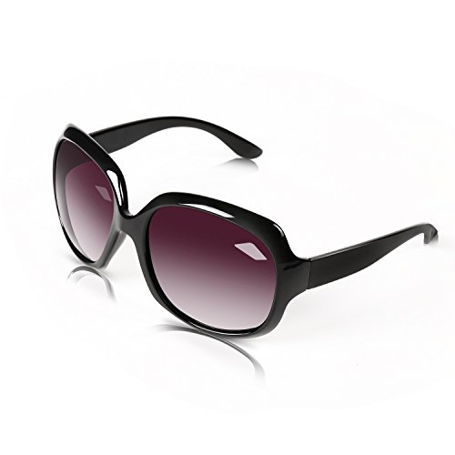 BLDEN Mujer Grande Gafas De Sol moda