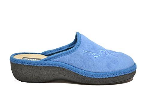 Melluso Ciabatte scarpe donna jeans PD405 39