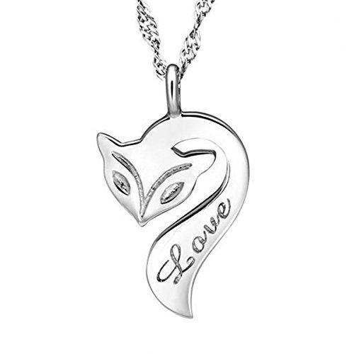 kc-merchandise-ltd-llc-fire-fox-collier-en-argent-925-avec-pendentif-renard-457-cm