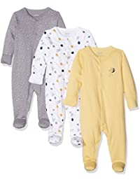 Mamas and Papas, Pyjama Bébé Garçon (lot de 3)
