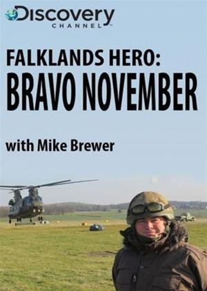 THE FALKLANDS BRAVO NOVEMBER WIT...