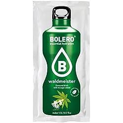 Paquete de 24 sobres bebida Bolero sabor Woodruff