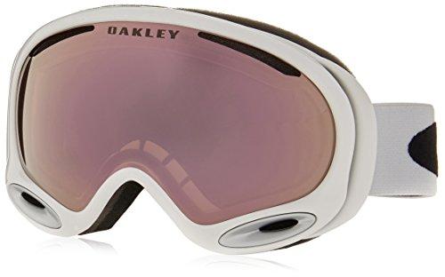 Oakley Sonnenbrille A-Frame 2.0 POLISHED WHITE, EL. ADJUSTABLE