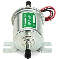 Universal 12V Kraftstoffpumpe HEP-02A Benzinpumpe Dieselpumpe Elektrische Baumaschine