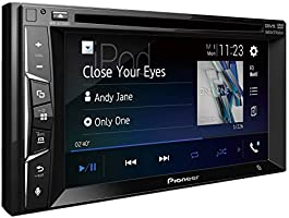 Pioneer Car DVD 6.2 Inch Screen Bluetooth