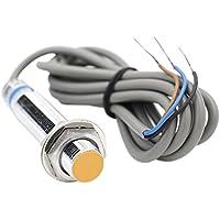 Heschen inductiva Sensor de proximidad Interruptor LJ12A3-2-Z/BY detector de 2 mm 6 – 36 VDC 300 mA PNP NO Normalmente Abierto (alambre de) 3