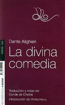 LA DIVINA COMEDIA (Nueva Biblioteca Edaf) de [DANTE ALIGHERI]