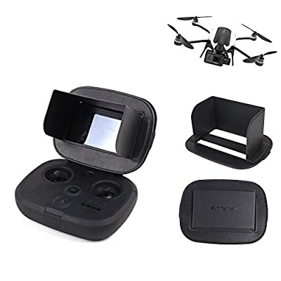 Fascinated Drone Remote Controller Monitor Sun Hood Screen Sunshade for Karma Drone Controller