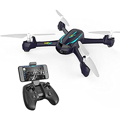HUBSAN H216A X4 DESIRE PRO 1080P wide-angle HD camera drone performance GPS equipped drone Wifi FPV (spare charge cable included)