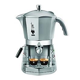 Bialetti Mokona, Macchina del caffè, sistema aperto