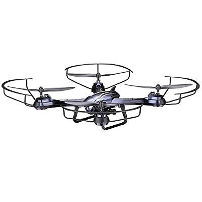 Propel RC Spyder XL Hybrid Stunt Drone Quadcopter with FPV HD Camera 6 Axis Gyro
