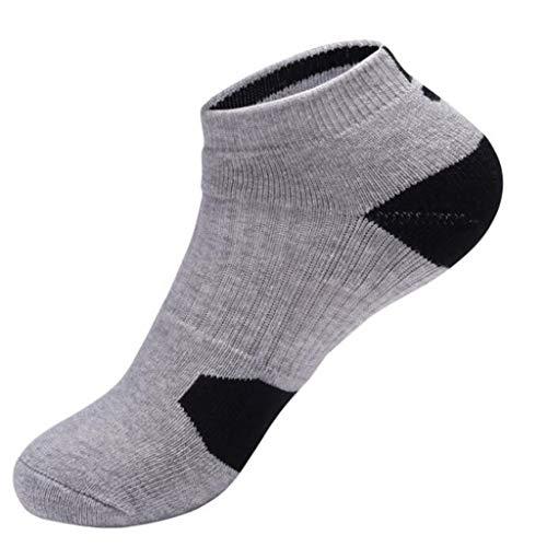 ACVXZ Calcetines algodón hombres Calcetines transpirables