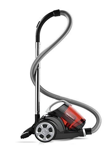 Dirt Devil M2992-2 Centrino CleanControl aspirapolvere Senza Sacchetto ciclonico Nero/Rosso 1,5 l, 1000 W, 83 Decibel
